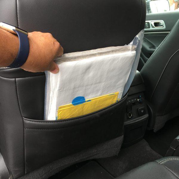 SmooshKit Seat Pocket