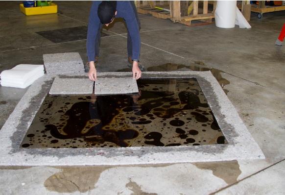 outdoor spilltration spill kit
